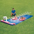 bestway-rally pro dash'n splash water slide